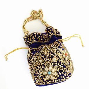 Handbags - Boho Drawstring Festival bag